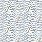 Simple seamless vector pattern with zigzag lines