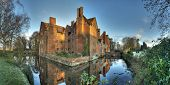 Moated Historic House