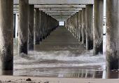 Under A Long Pier