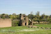 Roman Empire Ruins