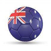 3D - Football - Australia