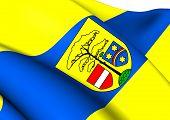 Flag Of Hohen Neuendorf