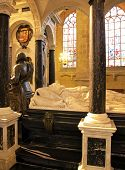 William Of Orange - Tomb In Church At Delft