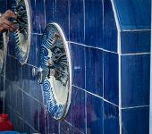 Water tap spain
