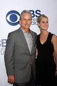 LOS ANGELES - MAY 19:  Gregory Harrison at the CBS Summer Soiree at London Hotel on May 19, 2014 in