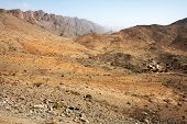 Moroccan Village in Antiatlas Mountains, Africa