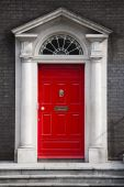 British Traditional Door