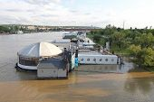 Floating Restaurants Floods