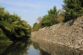 Japanese Castle Walls