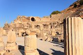 Ephesus ruins in turkey