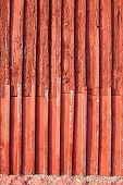 Wooden Planks Wall Surface