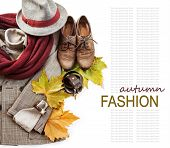 stock photo of british culture  - British style costume still life background  - JPG