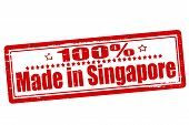 One Hundred Percent Made In Singapore