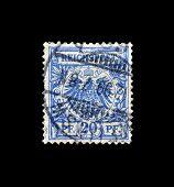 Imperial eagle 1889