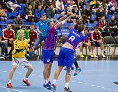 Handball Game Motor Vs Aalborg