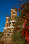 Tower on Gardos hill  in Zemun, Belgrade
