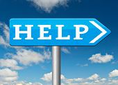 help online support give us a helping hand we you to give us assistance