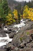 Rapids Of Icicle Creek.