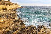 On The Coast Of Porto Torres