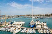 Marina For Smaller Boats In Alghero