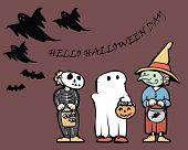 Happy Halloween Card 1