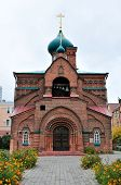 Old believe church for the sake of the Kazan Blessed Mother of God (for the sake of an icon of the K