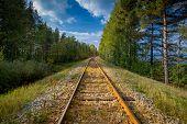 Rusty railway