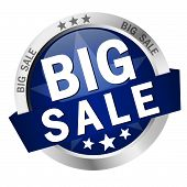 Button - Big Sale