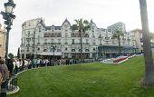 Hotel de Paris from Casino Square