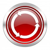 refresh icon, reload icon