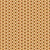 Geometric Flower Pattern