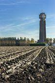 Plowed Land Fronts Tallest World War I Memorial In Belgium