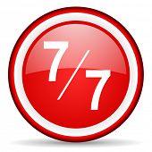 7 per 7 web icon