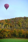 Autumn Balloon Flights
