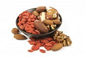 Goji Berries And Nuts