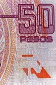 Fifty Peso Banknote