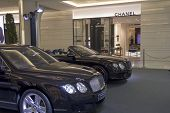 Chanel And Luxury Cars