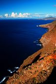 pic of canary  - Gran Canaria Coast - JPG