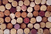 foto of bing  - Many wine corks - JPG