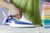 image of belching  - Housework - JPG