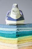 stock photo of belching  - Housework - JPG