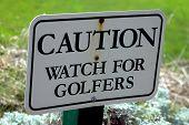 Sinal de golfe