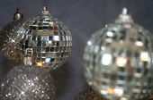 Christmas  New Years  Mirrorballs  Glitterballs poster
