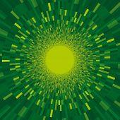 Green vector twister