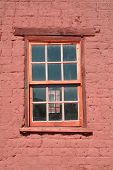 The Crooked Window