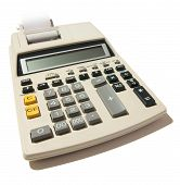 Accounting Calculator