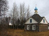 Russian Orthodox Church - Kenai Pennisula, Alaska