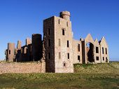 Slains Castle Dracula