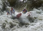 Rafting competition