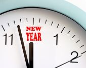 Happy New Year comming on